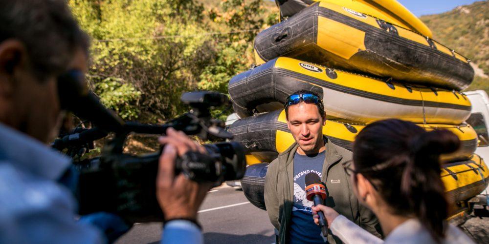 BRT4   WEEK 3: BATTLING FOR BULGARIAN RIVERS