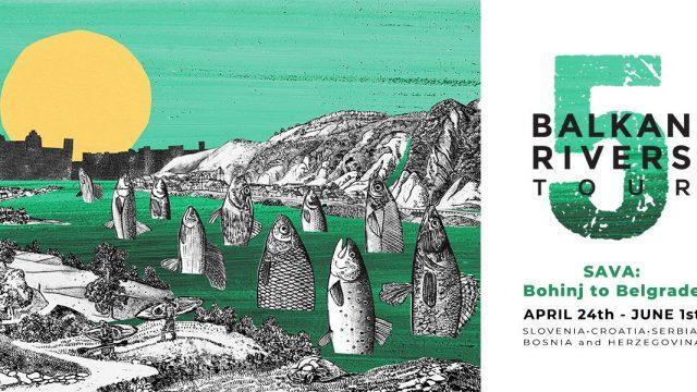 BALKAN RIVERS TOUR 5 | Sava: Bohinj to Belgrade
