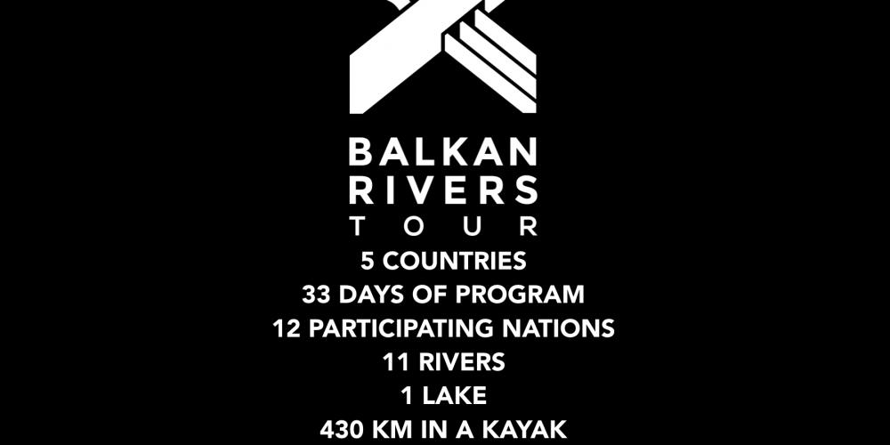 BALKAN RIVERS TOUR 2 BEHIND US