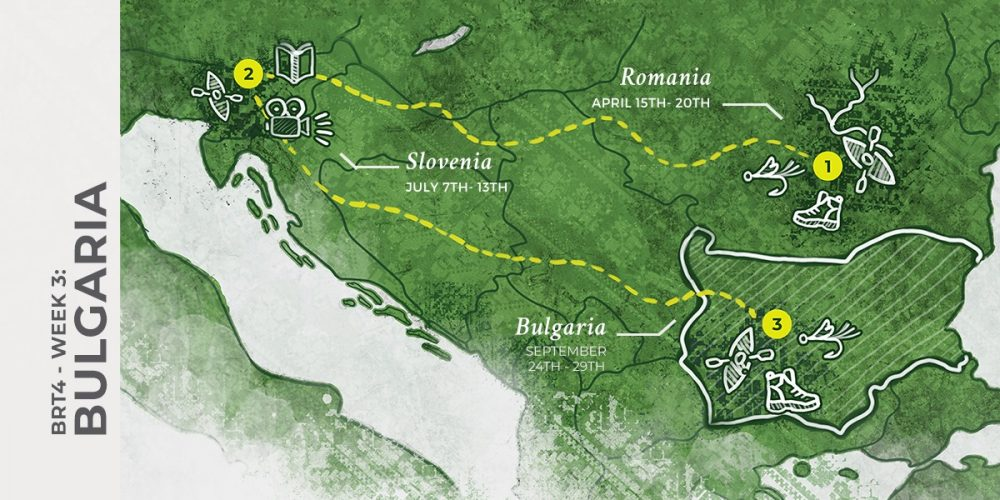 1 WEEK UNTIL BRT 4 | WEEK 3: BULGARIA