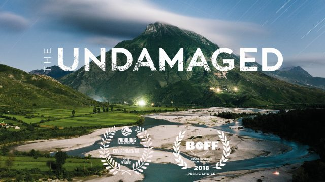 THE UNDAMAGED V SLOVENSKIH KINEMATOGRAFIH