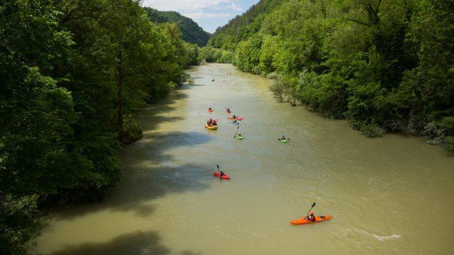 INTERNATIONAL DAY OF SAVA RIVER – THE FLOTILLA