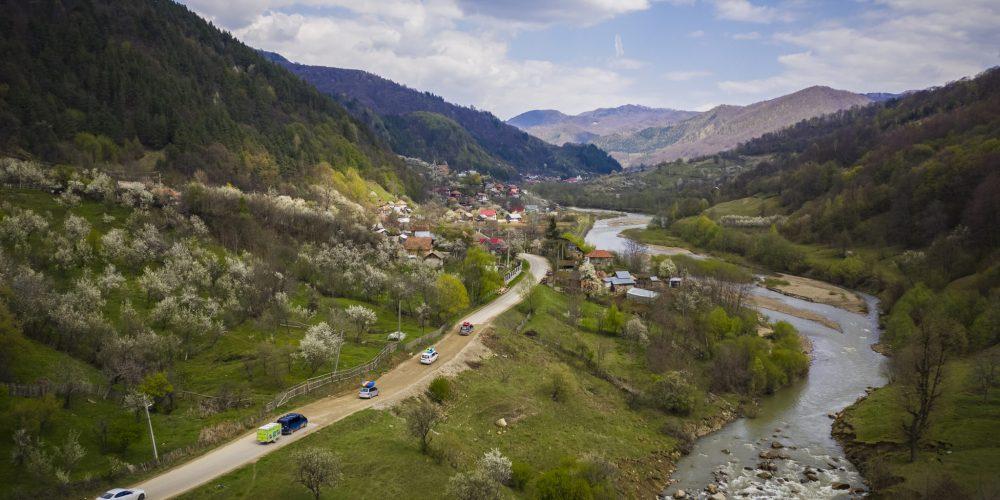 BRT 4   WEEK 1: ROMANIA