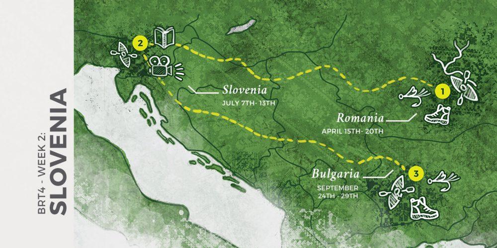 BRT4   WEEK 2: SLOVENIA – FULL PROGRAM