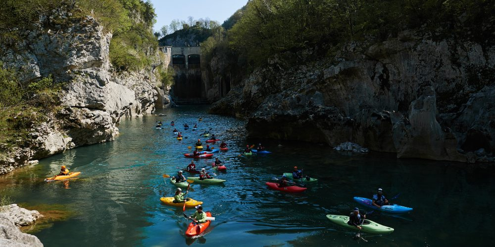 SOČA SOURCE-TO-SEA ACTION RECAP