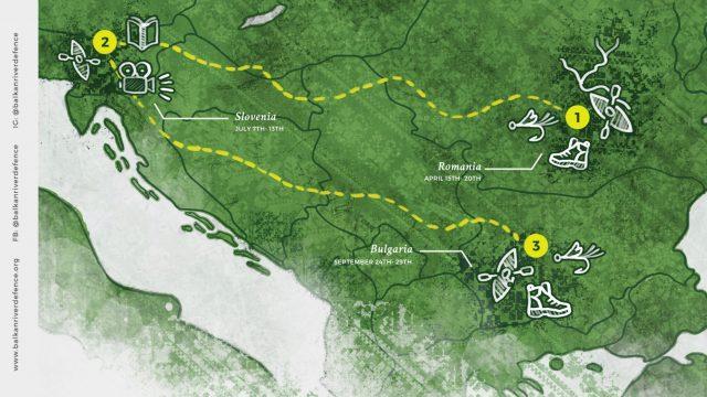 BRT 4 – WEEK 1: ROMANIA, DAY-TO-DAY PROGRAM