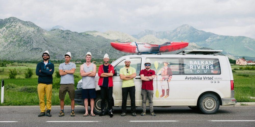 THE UNDAMAGED ON SLOVENIAN NATIONAL TELEVISON